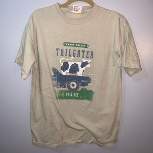 Happy valley brewing t-shirt medium
